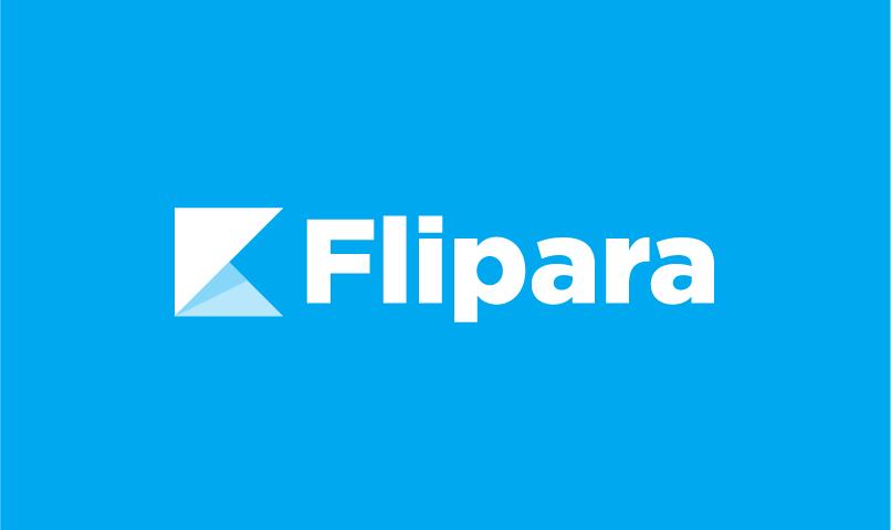 Flipara - Finance domain name for sale