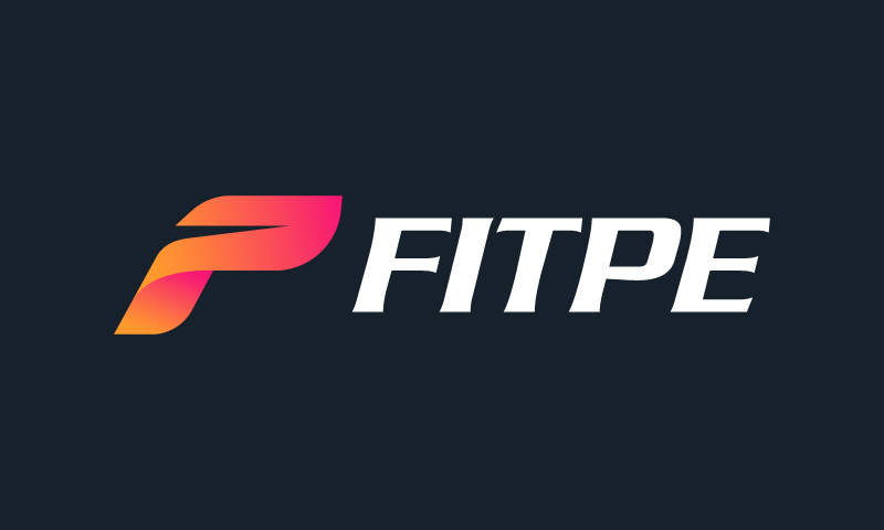 Fitpe - Exercise domain name for sale