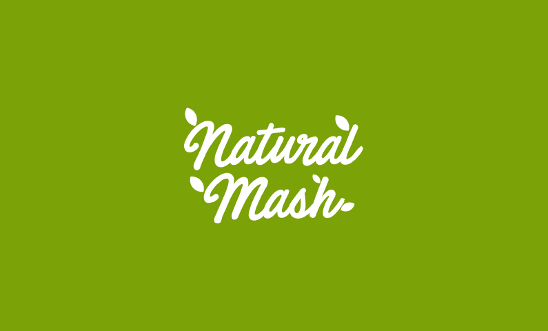 Naturalmash - Nutrition brand name for sale