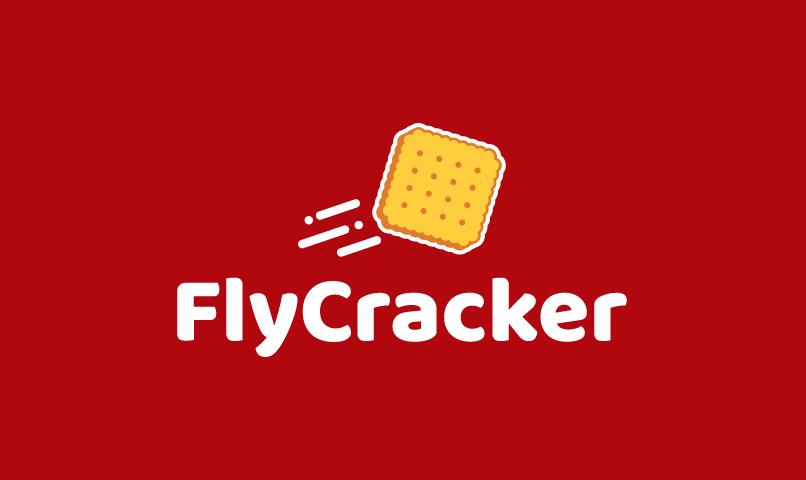 Flycracker - Food and drink domain name for sale