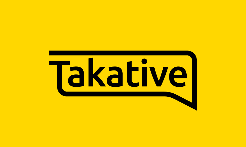 Takative - Technology brand name for sale