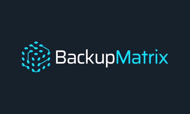 Backupmatrix