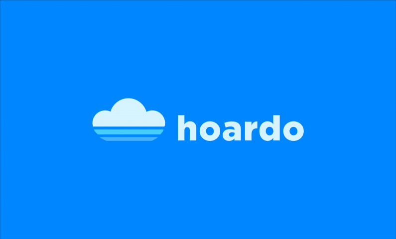 Hoardo - Potential product name for sale