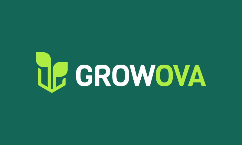 Growova - Finance domain name for sale