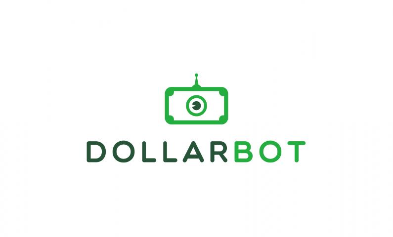 Dollarbot - Money making domain name