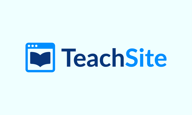 Teachsite - E-learning brand name for sale
