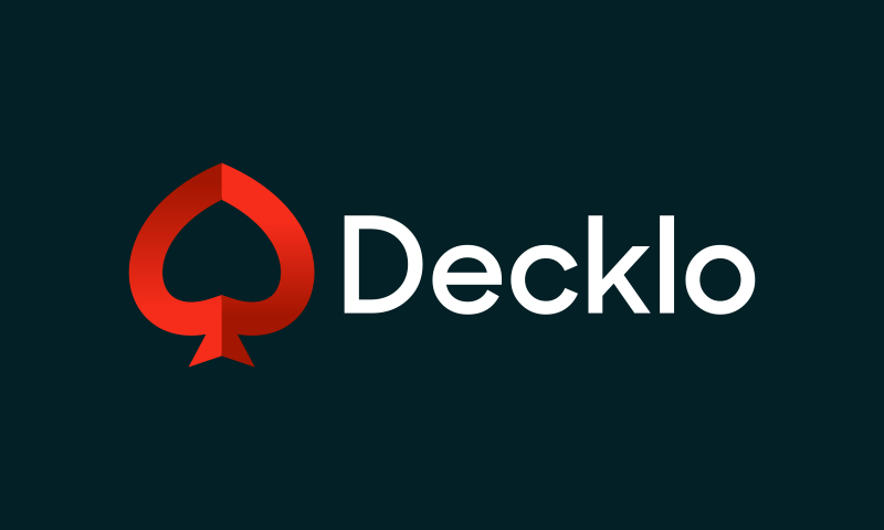 Decklo - Betting company name for sale