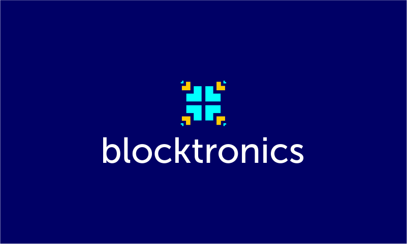 Blocktronics - Security brand name for sale