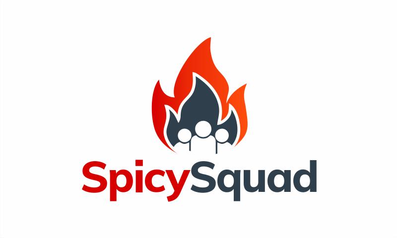 SpicySquad logo
