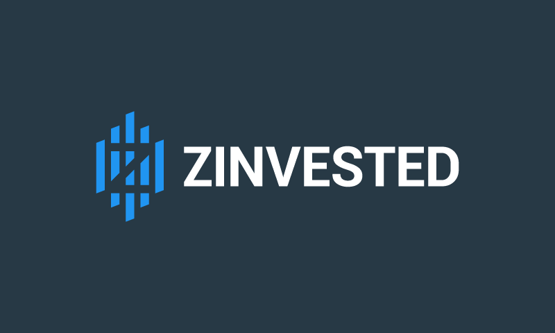 Zinvested - Finance business name for sale