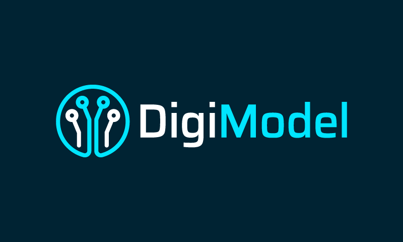 Digimodel - Potential domain name for sale