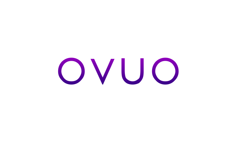 Ovuo - Contemporary domain name for sale