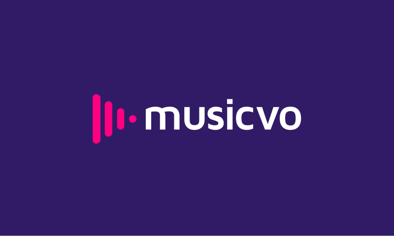 Musicvo - Music startup name for sale