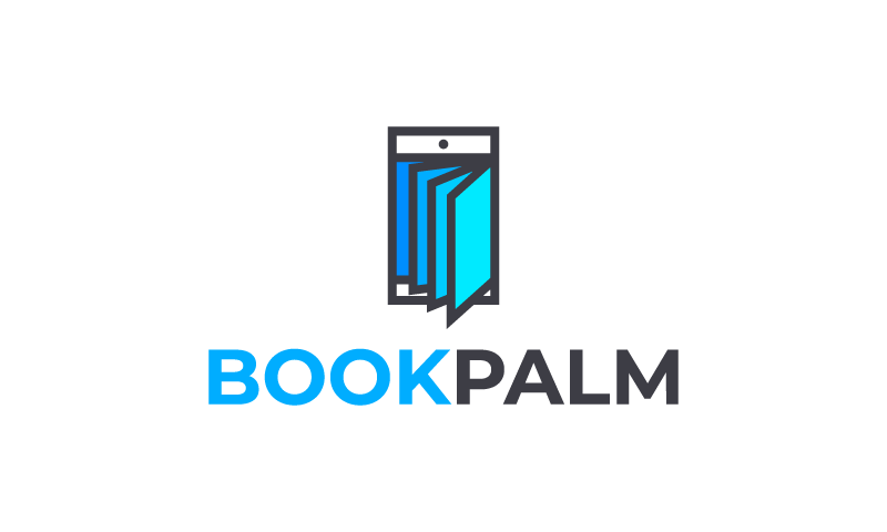 Bookpalm - Writing brand name for sale
