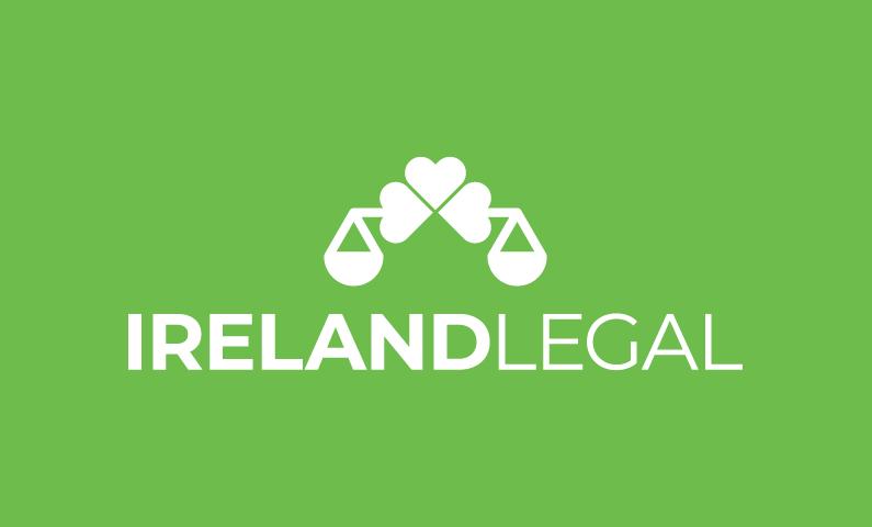 Irelandlegal - Legal domain name for sale