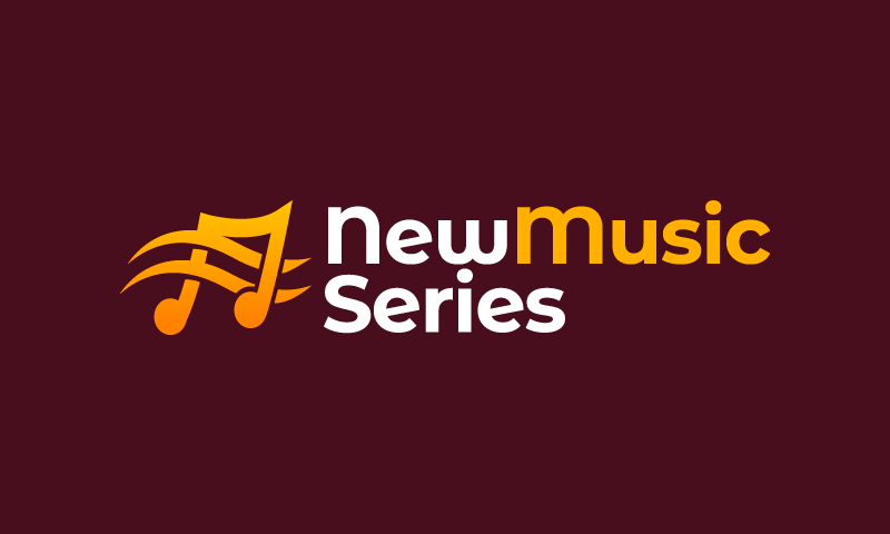 Newmusicseries - Music brand name for sale
