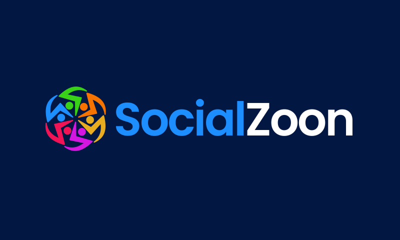 Socialzoon - Social product name for sale