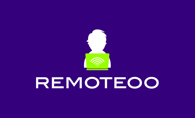 Remoteoo - Social startup name for sale
