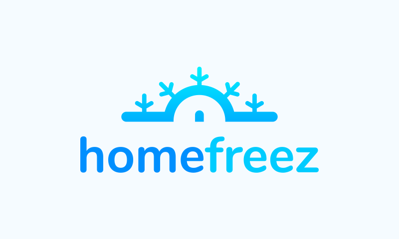 Homefreez - Real estate brand name for sale