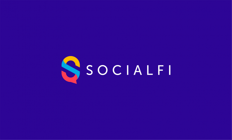 Socialfi - Social brand name for sale