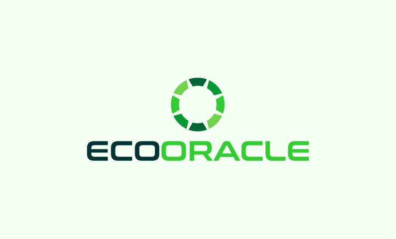 Ecooracle - Environmentally-friendly business name for sale