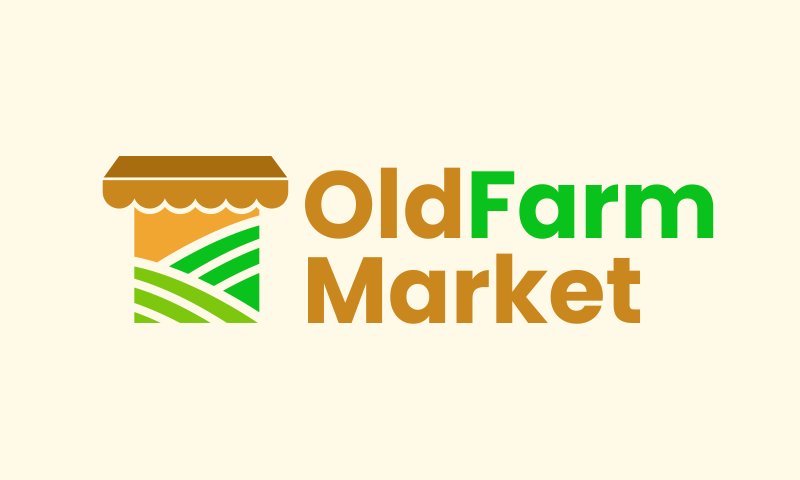 Oldfarmmarket - Business domain name for sale