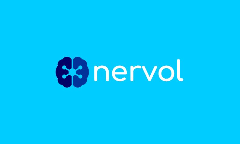 Nervol - Clean modern domain