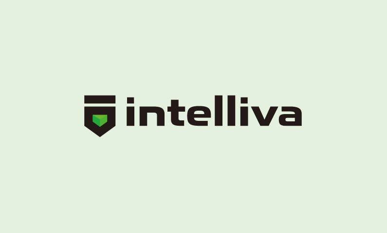 intelliva logo - Smart domain