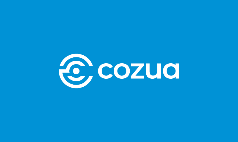 Cozua - Media startup name for sale