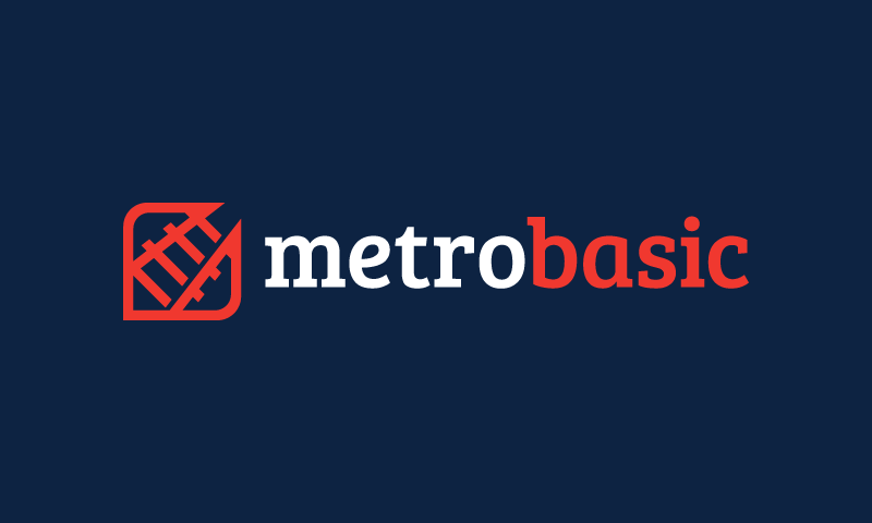 Metrobasic - Business brand name for sale