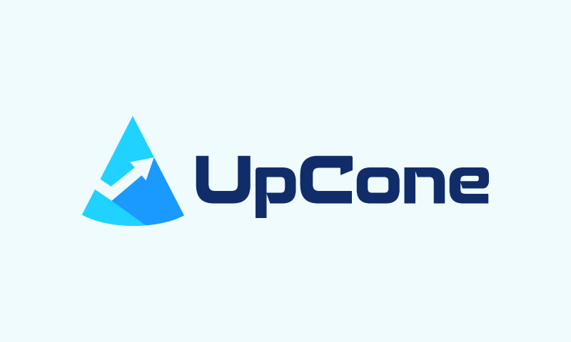 Upcone - Technology startup name for sale