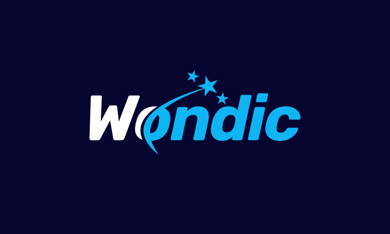 Wondic - Technology business name for sale
