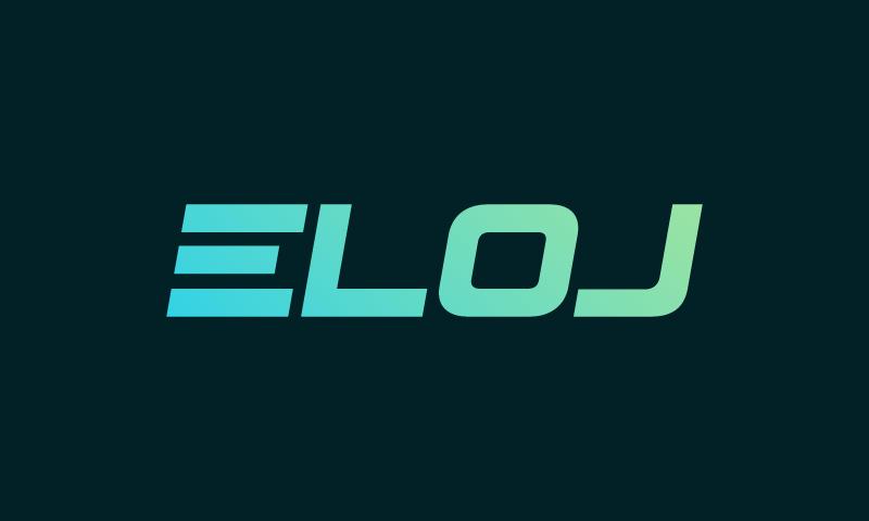 Eloj - Business brand name for sale