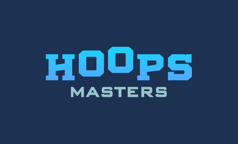 Hoopsmasters - Retail company name for sale