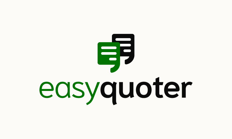 Easyquoter - Technology business name for sale