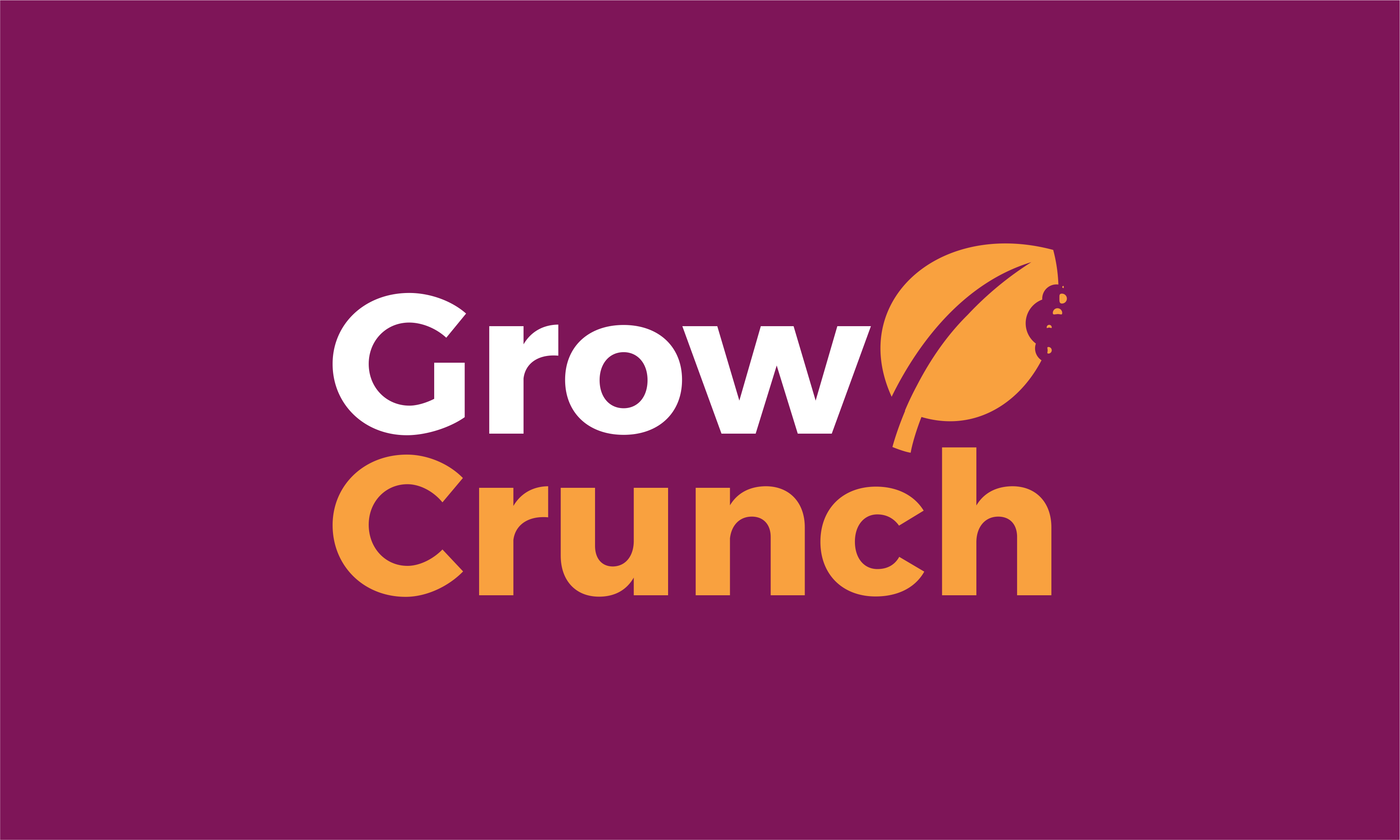 Growcrunch - Dining startup name for sale
