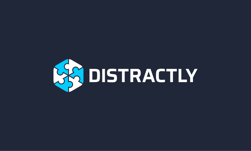 distractly logo