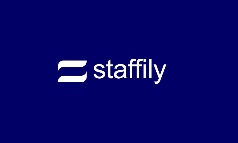 Staffily - Powerful recruitment brand name
