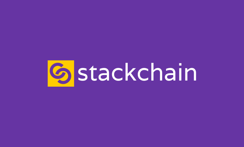 stackchain logo - Cryptocurrency domain