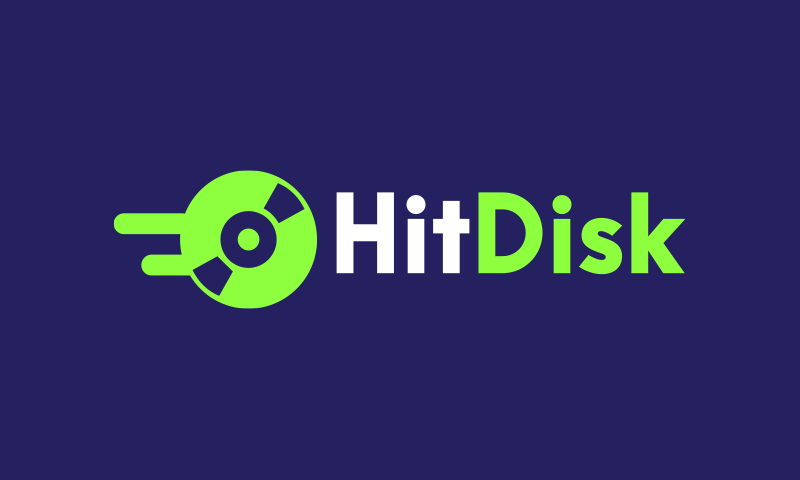 Hitdisk - Technology business name for sale