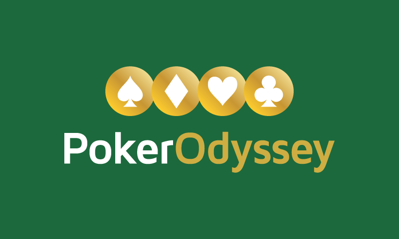 Pokerodyssey - Gambling brand name for sale