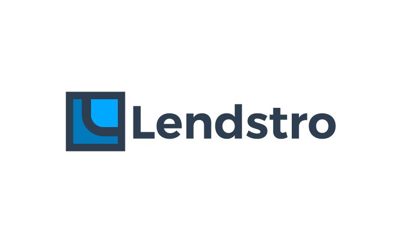 lendstro logo