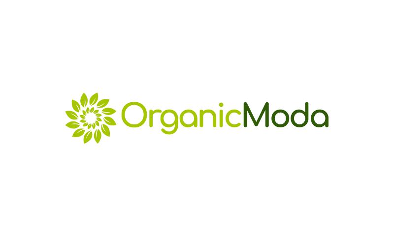 Organicmoda - Environmentally-friendly domain name for sale
