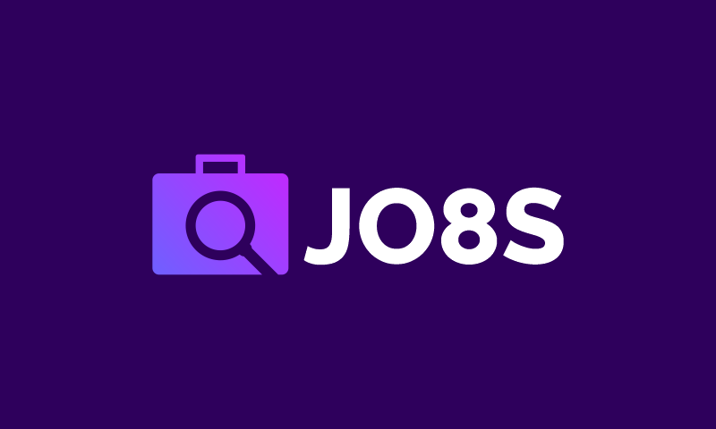 Jo8s - Recruitment business name for sale
