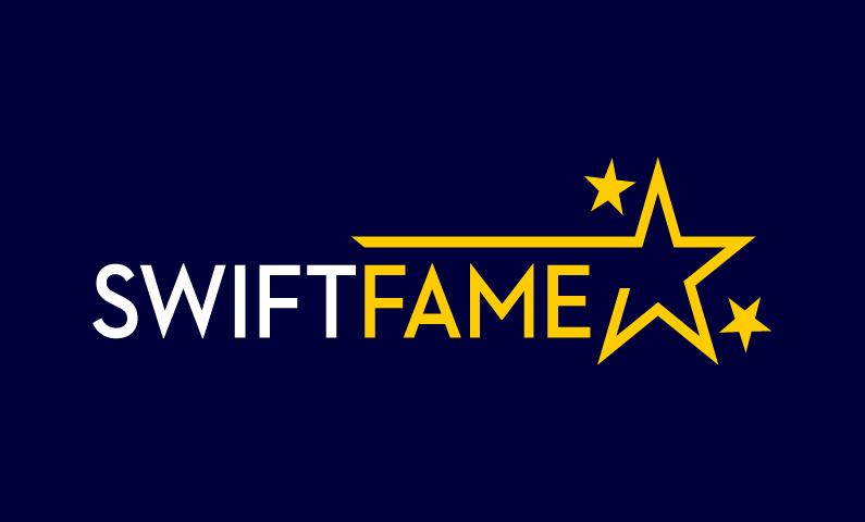 SwiftFame logo