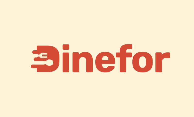 Dinefor - Dining product name for sale