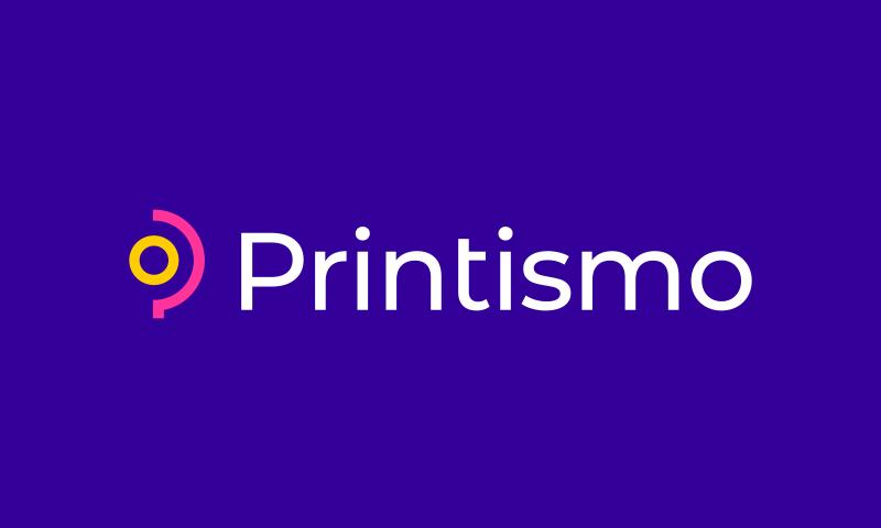 Printismo - Print company name for sale