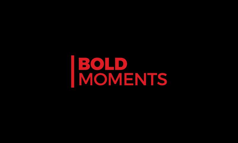 boldmoments logo