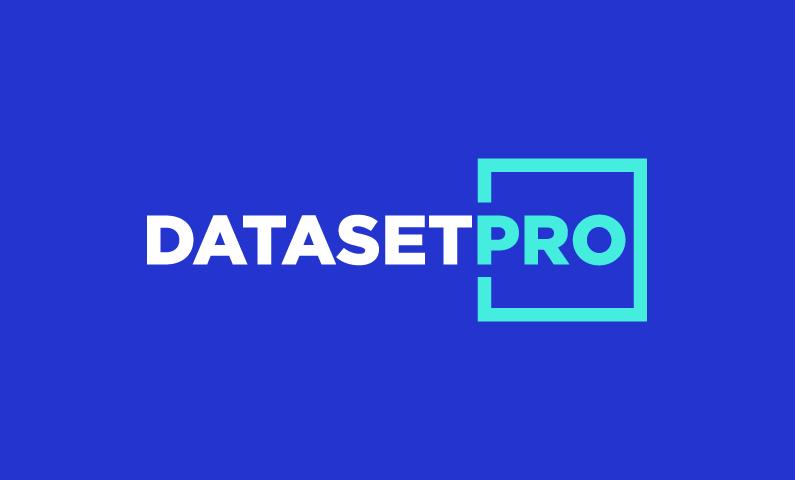 Datasetpro