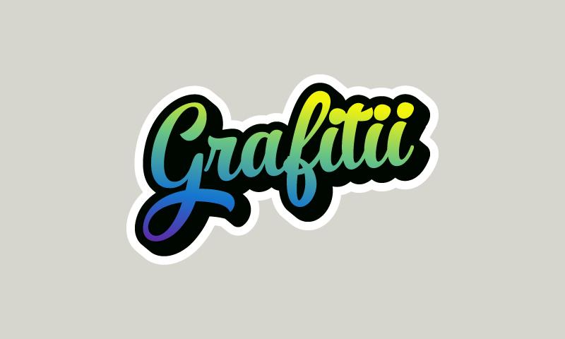 Grafitii - Audio domain name for sale
